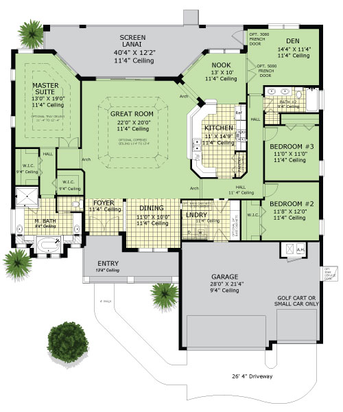 Stirling - Floor Plan